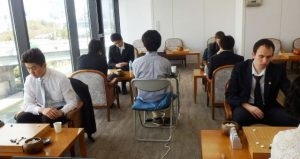 囲碁関西3月号 欧米棋士との対抗戦
