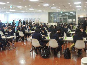 「第11回全国高等学校囲碁選抜大会」1日目男女団体戦結果