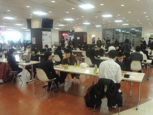 「第11回全国高等学校囲碁選抜大会」2日目男女個人選手権戦・男女9路盤戦結果