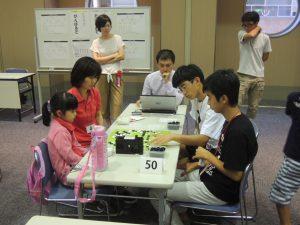 「第12回関西ジュニアペア碁大会」決勝対局ライブ中継のお知らせ